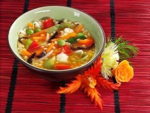 rižoto od ljetnog povrća