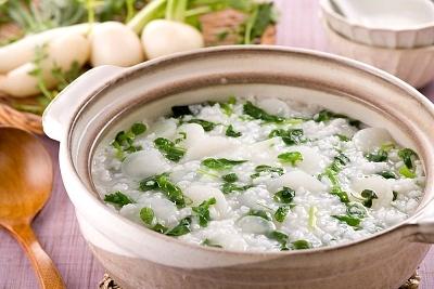 zelena riža